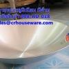 กระทะอะลูมิเนียม 18 นิ้ว มีด้าม รหัสสินค้า 008-AU-018.กะทะอะลูมิเนียม,กะทะทำอาหารบ้าน