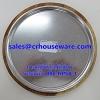 ถาดเสิร์ฟอะลูมิเนียม รหัสสินค้า 006-HPSA-1 Serving Tray aluminium. 006-HPSA-1