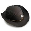 helt-pro Butch Denim Hat with Hardshell - dark brown/light brown