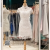 รหัส ชุดกี่เพ้า :KPS068 ชุดกี่เพ้าพร้อมส่ง มีชุดกี่เพ้าคนอ้วน แบบสั้น สีขาว ผ้าลูกไม้ คัตติ้งเป๊ะมาก ใส่ออกงาน ไปงานแต่งงาน ใส่เป็นชุดพิธีกร ชุดเพื่อนเจ้าสาว ชุดถ่ายพรีเวดดิ้ง ชุดยกน้ำชา หรือ ใส่ ชุดกี่เพ้าแต่งงาน สวยมากๆ ค่ะ
