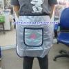 ผ้ากันเปื้อนพลาสติก PVC (ใสมัว) เชือกผูก (ครึ่งตัว) 044-TMV-H