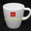 ถ้วยกาแฟ หนาพิเศษ -มีหู รหัส 017-C2077