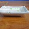 ถ้วยน้ำจิ้ม 3.5*2.5 นิ้ว Rect ss plate รหัส ML-W-53