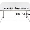 โต๊ะโรงอาหาร 017-ST-116-11,โต๊ะสเตนเลส 70*110 cm