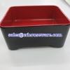 กล่องใส่ข้าวกล่อง ไม่มีฝา พลาสติก ABS 005-TW-JP-B151