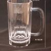 แก้วน้ำพลาสติกริมสระน้ำ ,แก้วเบียร์มีหูจับ Glass plastic poolsid,Beer Glass with handles.SAN-8580