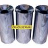 ถังขยะ 8 นิ้ว 001-UC161-8 Stainless Trash Bin 8 inch. 001-UC161-8