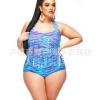 ชุดว่ายน้ำทูพีช ลายสีฟ้า รอบอก 44-48 bc90-100 กางเกงเอว 36-42 สะโพก 44-52 นิ้วค่ะ สวยมากๆค่ะ