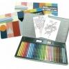 ดินสอสี Sakura Coupy-Pencil 30สี กล่องเหล็ก (Sakura Coupy-Pencil Set of 30 Metel Box)