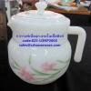 กากาแฟเนื้อมุก 025-LD-NP2003 Noble Pink Dinner กากาแฟ
