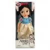 Animators' Collection Snow White Doll ตุ๊กตาเจ้าหญิงดิสนีย์ ตุ๊กตาแอนิเมเตอร์ เจ้าหญิงสโนไวท์ จากการ์ตูนเรื่องสโนว์ไวท์ Snow White (รุ่น 3 มีตุ๊กตาที่ข้อมือ) ขนาดความสูง 16 นิ้ว สินค้านำเข้า Disney USA แท้ 100% ค่ะ