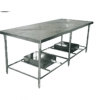 โต๊ะสเตนเลส รหัส 002-UC-133