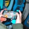 ที่วางมือจับสำหรับโทรศัพท์สมาร์ทโฟน Mini Gamepad