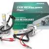 ไฟหน้า LED ขั้ว H1 รุ่น 2 COB Chip แสง 6000K
