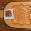 พิมพ์ขนมไหว้พระจันทร์-สี่เหลี่ยมพลาสติก 016-KP-W5 Mooncake mold plastic,inside mold square. 016-KP-W5