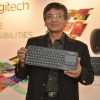 Logitech Wireless Touch Keyboard