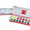 ชุดสีกวอชCaran d'ache Fancolor 15สี (Caran d'ache Gouache Fancolor Set of 15)