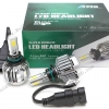 ไฟหน้า LED ขั้ว HB4 รุ่น 3 COB Chip แสง 6000K