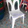 เก้าอี้พลาสติกมีพนักพิง อย่างหนา เกรดA มียางกันลื่น Code : 017-FT223