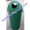 ถังขยะเนื้อรีไซเคิล ฝาโดมความจุ 75 ลิตร 001-PS75 Recycling bins Meat Trash dome lid. 75 liter. 001-PS75