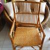 เก้าอี้หวาย C03
