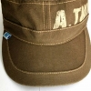 6 USD (P2USD+SHIP4USD) หมวกแก๊ปแฟชั่น A TWO ผู้หญิง สีน้ำตาล ขนาด Free Size/Brown Fashion cap for women Free size