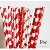 Collection Paper Straws หลอดกระดาษ ใช้สำหรับดื่มน้ำ