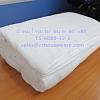 """ผ้าห่มโรงแรม สีขาว ขนาด 60""""x80"""" Hotel blanket White color size 60'' * 80'' Code: TS-6080-32-1"""