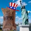 อาหาร MRE USA
