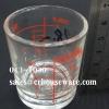 แก้วตวง 1 ออนซ์ 30 ซีซี รหัส : 013-T030 Measuring cup 1 Oz.(30 cc.) Code : 013-T030