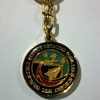 (P10USD+SHIP5USD) พวงกุญแจที่ระลึกกองทัพอากาศ/ฝูงบินอิสระปฏิบัติราชการสนาม ฝูงบิน106 อู่ตะเภา