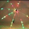 ร่มสายรุ้งไฟ LED