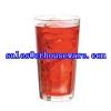 แก้วน้ำทรงหนาหลายเหลี่ยม ขนาด 13.75 ออนซ์ P01909,แก้วcentro ,แก้วน้ำหวานก้นหนา,แก้วเครื่องดื่มก้นหน้า13.75 ออนซ์