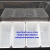 กล่องใส่เครื่องปรุง,ท็อปปิ้ง 4 ช่อง รหัสสินค้า 013-SSCH-4,condiment dispenser,调味品分配器,dispenser condiment,ຕູ້ເຄື່ອງປຸງອາຫານ,gia vị quả,