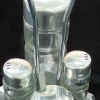 ชุดเครื่องปรุงแบบใส่ซ้อส -น้ำปรุงสลัด (Salad Set) 005-KC152
