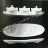 MAXADURA SILK SERVING TRAY Code : M 9359 CONDIMENT BOWL WITH LID Code : M 9347/L