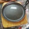 กระทะร้อนทรงกลม มีไม้รอง 006-KC1164 จานร้อน , จานร้อนพร้อมไม้รอง , จานร้อนทรงกลม Hot pan Round shape A secondary wood. 006-KC1164006