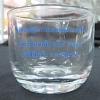 แก้วชอตเล็ก Short Glass รหัสสินค้า 013-PBA02