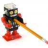 หุ่นยนต์เหลาดินสอ