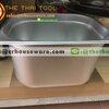 อ่างอาหารสแตนเลส 1/2 ลึก 20 ซม. Gastronorm Pan 040-GN-1208