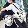 กระเป๋าเป้หัวเสือขาว