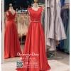 รหัส ชุดราตรียาว : PF002 ชุดราตรียาว เดรสออกงาน ชุดไปงานแต่งงาน ชุดแซก สีแดง สวยด้วยลูกไม้ด้านบนและเรียบหรูด้วยผ้าซาติน เหมาะสำหรับงานแต่งงาน งานกลางคืน กาล่าดินเนอร์