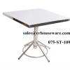โต๊ะคอฟฟี่ซ๊อป สแตนเลส 075-ST-109