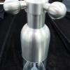 ขวดบดพริกไทยสเตนเลสแบบหัวก๊อกน้ำ 005-TF-SPMF-8