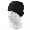 หมวกผ้าคลุมว่ายน้ำ สีดำ รอบศรีษะ 40-60 เซน ความยืดหยุ่นดีค่ะ
