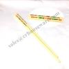 ตะเกียบพลาสติก ทนร้อน ลายมังกร Plastic chopsticks heat resistance. (Dragon designed) 006-CT-9