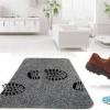 พรมเช็ดเท้าไมโครไฟเบอร์ clean step mat