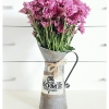 Rustic Metal Vase