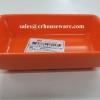 ถ้วยน้ำจิ้มทรงสี่เหลี่ยม 2*3 นิ้ว สีส้ม 017-D989-3.25