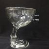 แก้วไอศครีมทรงขาโค้ง 040-US-TP380 Ice cream cup shape curved legs.